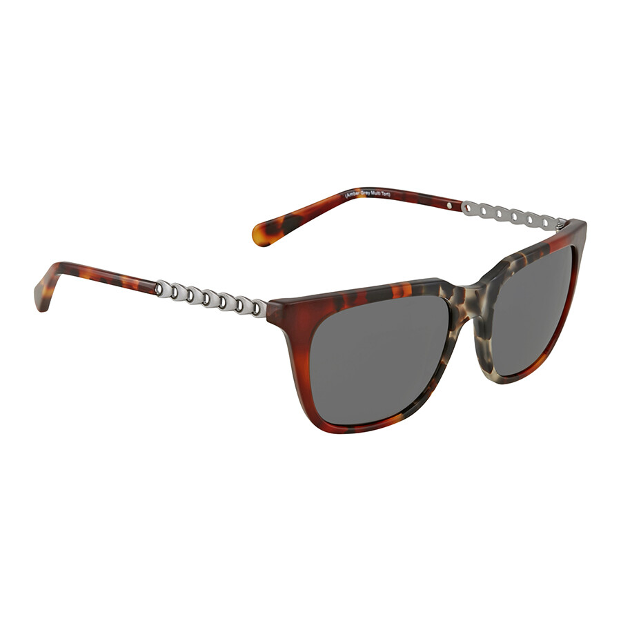 Coach Rectangular Ladies Sunglasses HC8236 551987 56