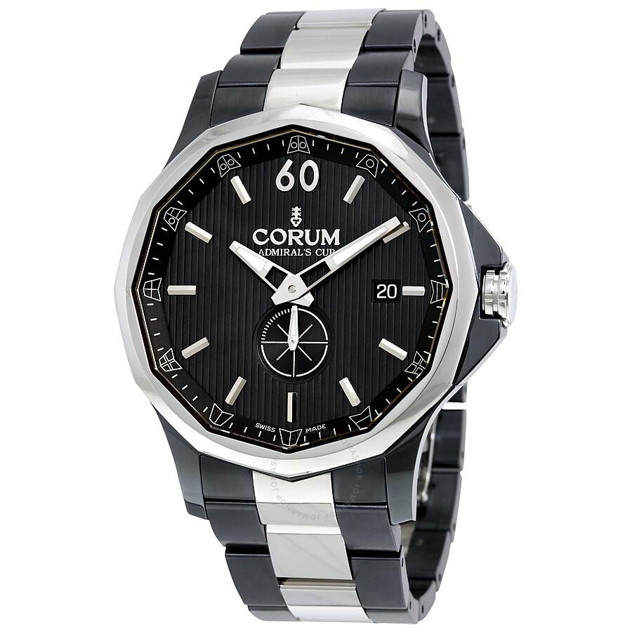 Corum admiral 39 s cup legend automatic men 39 s watch ab10 admirals cup corum for Corum watches