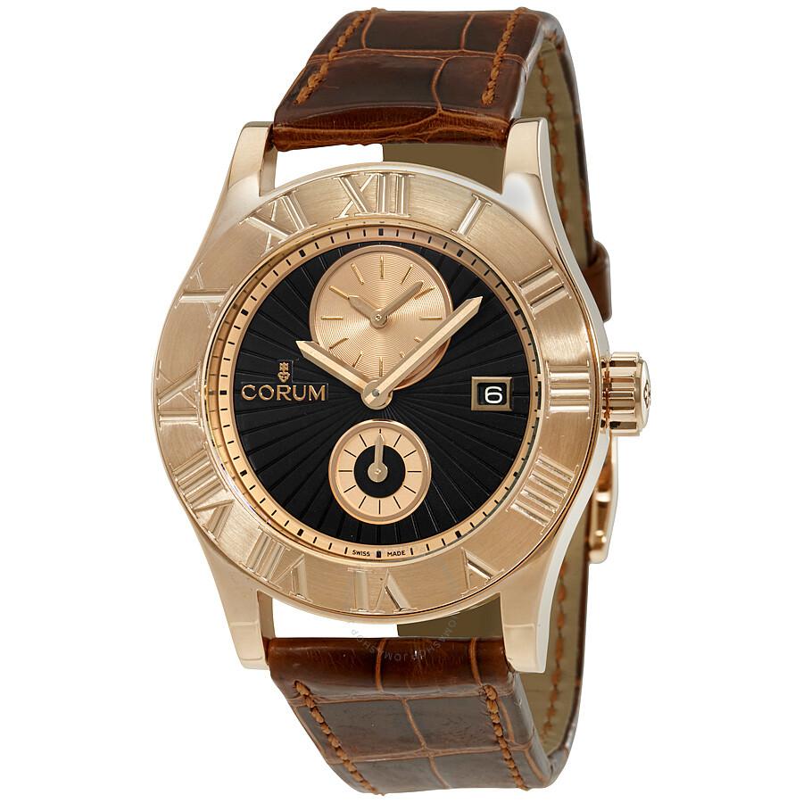 Corum romulus 41 automatic men 39 s watch r283 02963 romulus corum watches jomashop for Corum watches