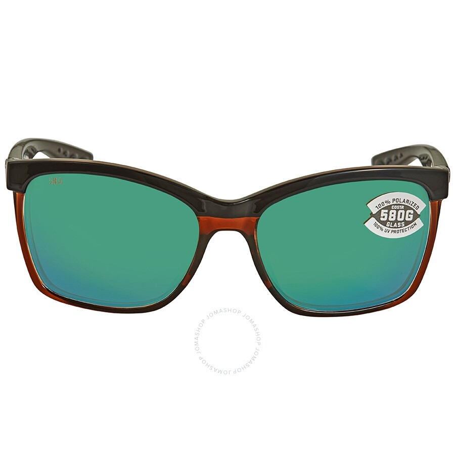 5120910eb8 ... Costa Del Mar Anaa Green Mirror Polarized Sunglasses ANA 107 OGMGLP ...
