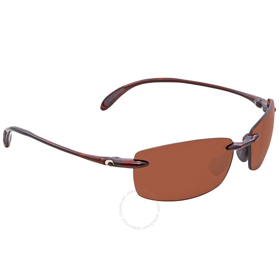 a6b4f22f531b9 Costa Del Mar Ballast Amber 580P Sunglasses BA 10 OCP Item No. BA 10 OCP