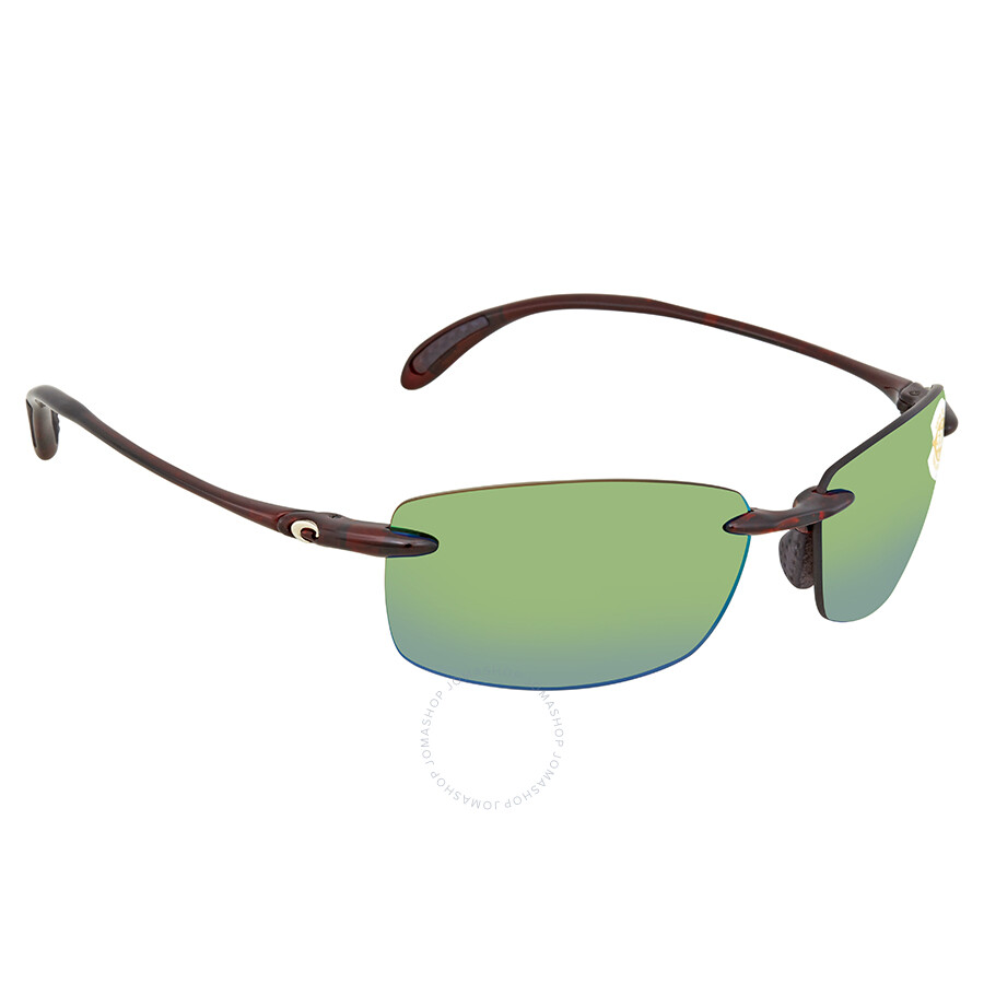 9657098328246 Costa Del Mar Ballast Green Mirror 580P Sunglasses BA 10 OGMP Item No. BA 10  OGMP