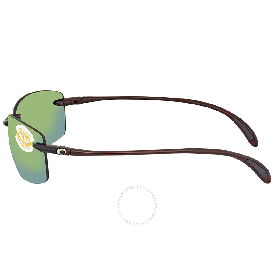 b1c0499fe4f16 Costa Del Mar Ballast Green Mirror 580P Sunglasses BA 10 OGMP ...