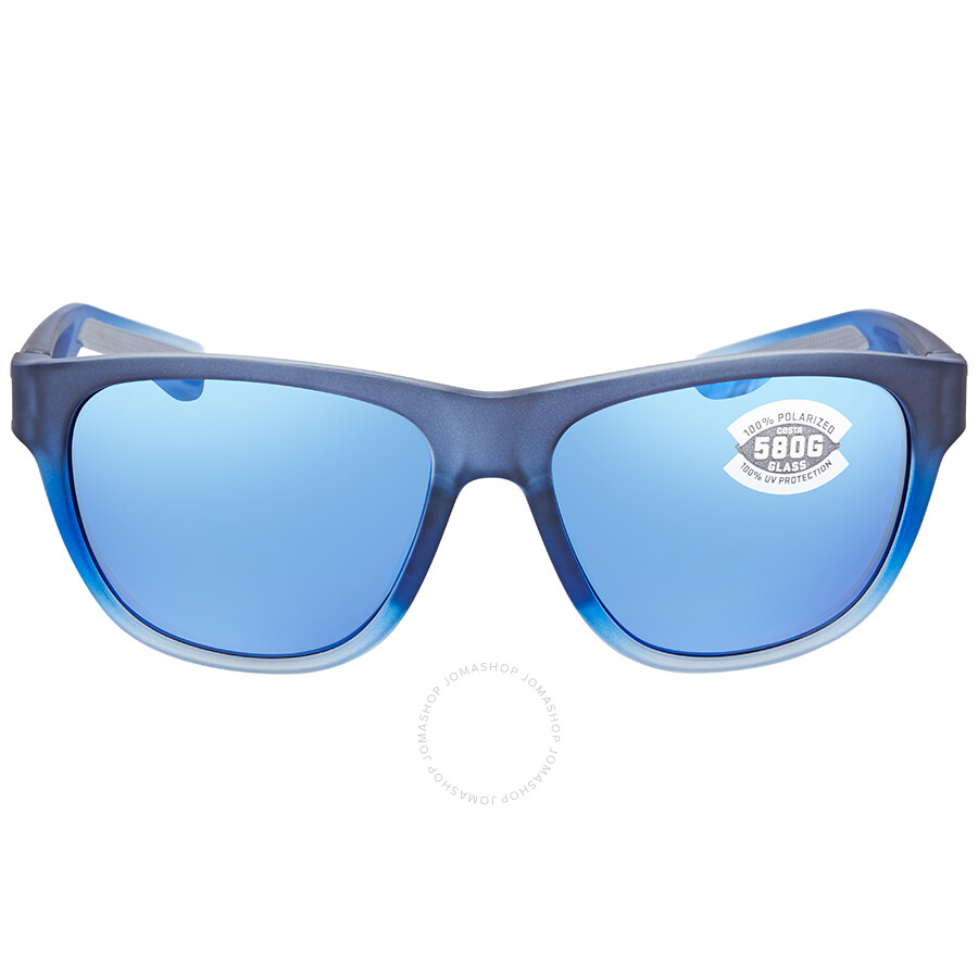 026e4821b5a9a ... Costa Del Mar Bayside Medium Blue Mirror Sunglasses BAY 193 OBMGLP ...