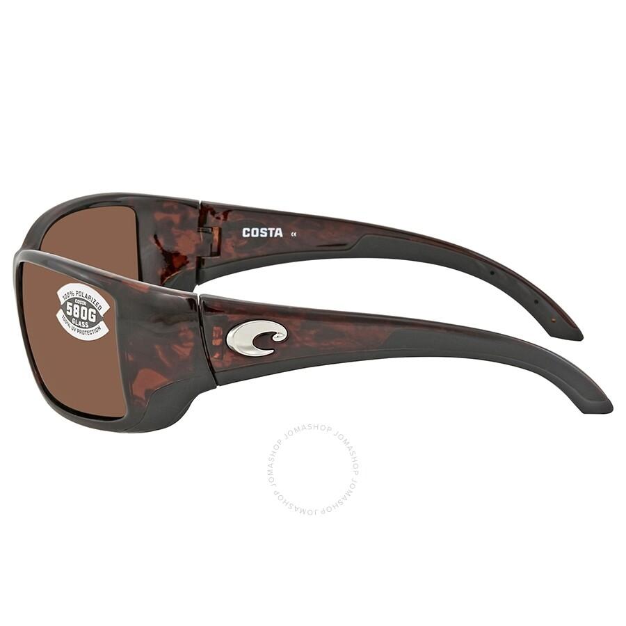 5481a3516432 ... Costa Del Mar Blackfin Large Fit Copper Polarized Sunglasses BL 10 OCGLP