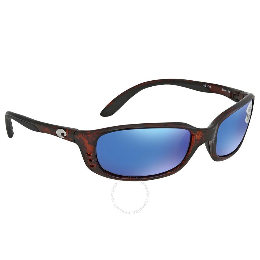 e288ed8d07 Costa Del Mar Blue Mirror 580G Wrap Sunglasses BR 10 OBMGLP Item No. BR 10  OBMGLP