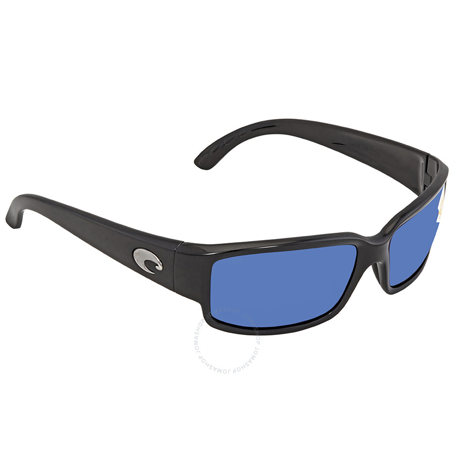 ef4f5a96786a Costa Del Mar Caballito Blue Mirror 580P Sunglasses CL 11 OBMP Item No. CL  11 OBMP