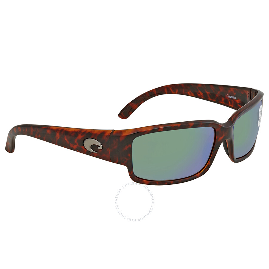 0d54826886 Costa Del Mar Caballito Green Mirror 580G Polarized Sunglasses CL 10 OGMGLP  Item No. CL 10 OGMGLP. 0 star rating Write a review. Spring Sale