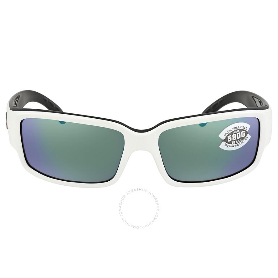 82d536cf1890 ... Costa Del Mar Caballito Green Mirror Polarized Medium Fit Sunglasses CL  30 OGMGLP ...