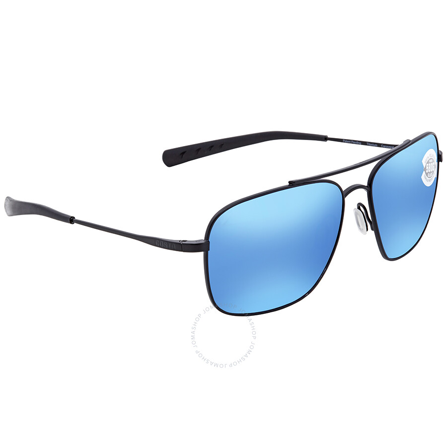 154424cf144d Costa Del Mar Canaveral Blue Mirror 580G Sunglasses CAN 101 OBMGLP Item No.  CAN 101 OBMGLP