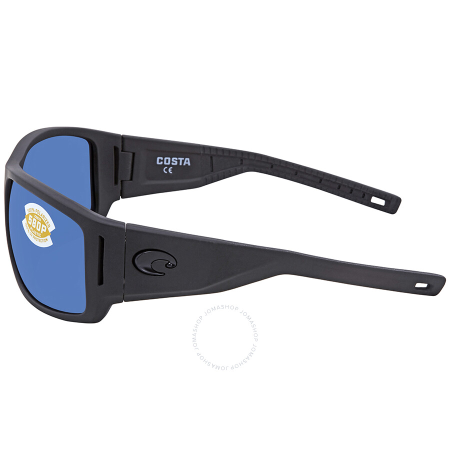 20fe1abedc5f4 Costa Del Mar Cape Blue Mirror Rectangular Sunglasses CAP 187 OBMP ...
