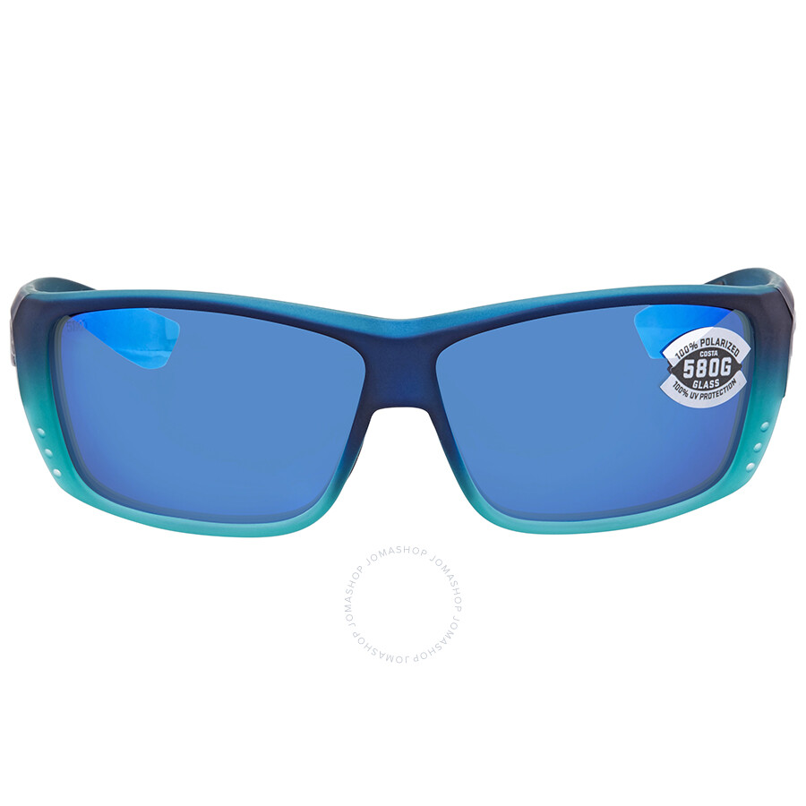 0f7c685d02c62 ... Costa Del Mar Cat Cay Blue Mirror Polarized Sunglasses AT 73 OBMGLP ...