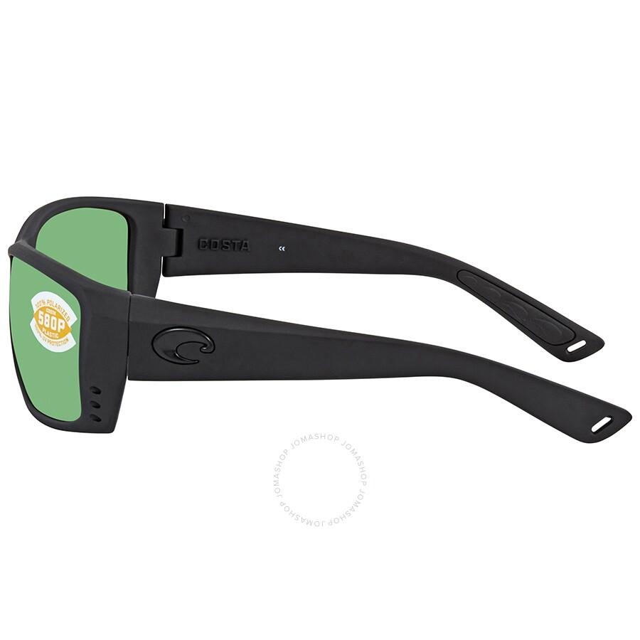 74741b21ef ... Costa Del Mar Cat Cay Green Mirror Rectangular Unisex Sunglasses AT 01  OGMP
