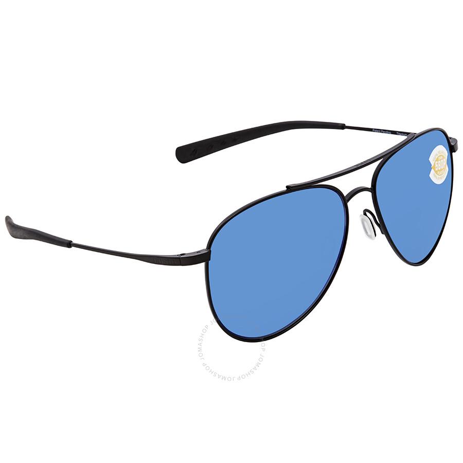 c45902e64b27e Costa Del Mar Cook Blue Mirror 580P Aviator Sunglasses COO 101 OBMP Item  No. COO 101 OBMP