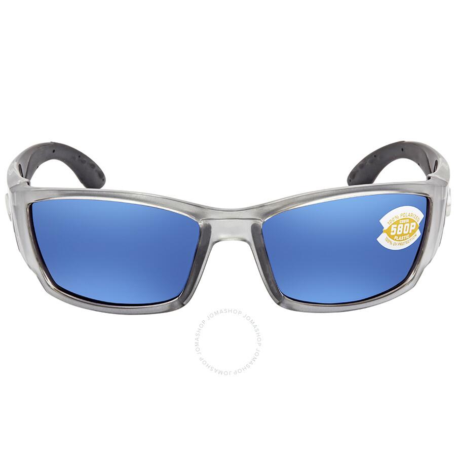 89a447cc8a ... Costa Del Mar Corbina Blue Mirror 580P Wrap Sunglasses CB 18 OBMP ...