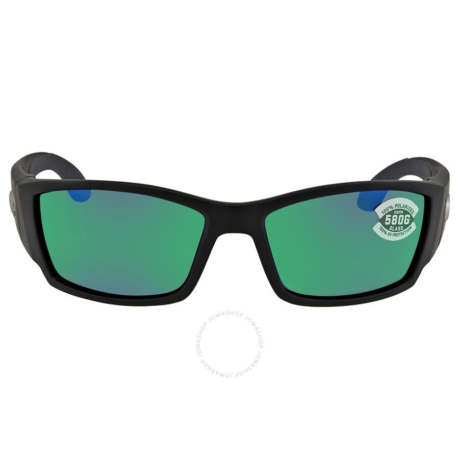 e3e1b978b4 ... Costa Del Mar Corbina Green Mirror Polarized Glass Large Fit Sunglasses CB  11 OGMGLP ...