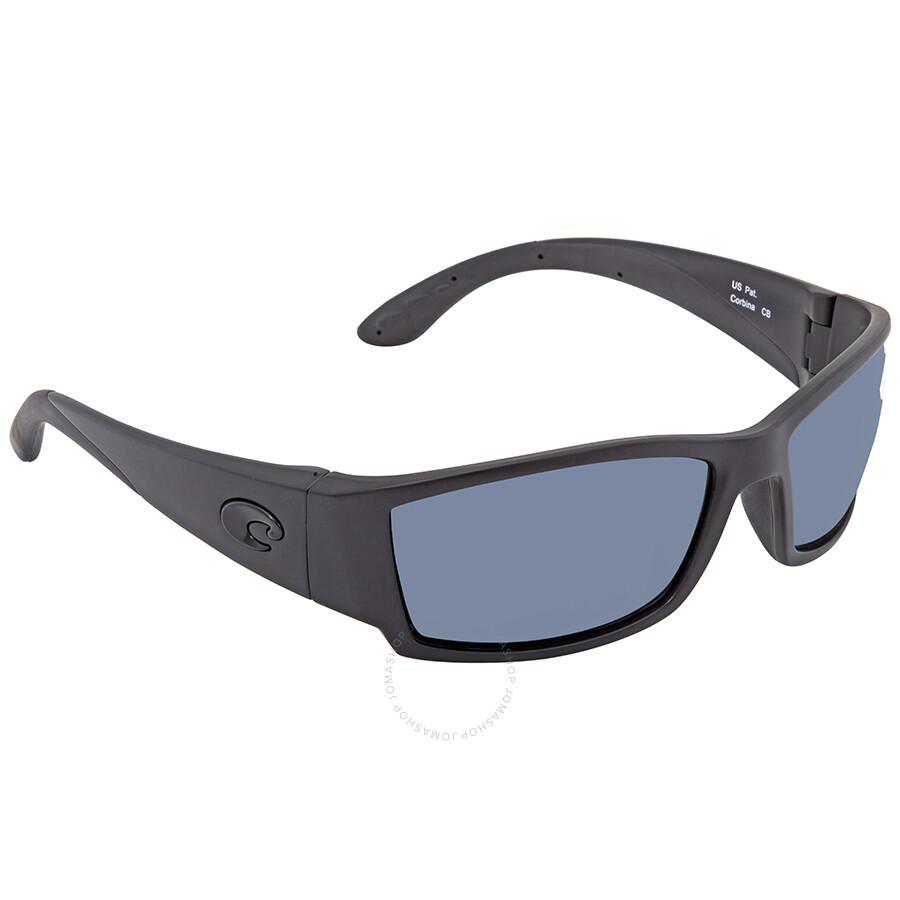 4fb6a95156 Costa Del Mar Corbina Grey Sport Sunglasses CB 01 OGP Item No. CB 01 OGP