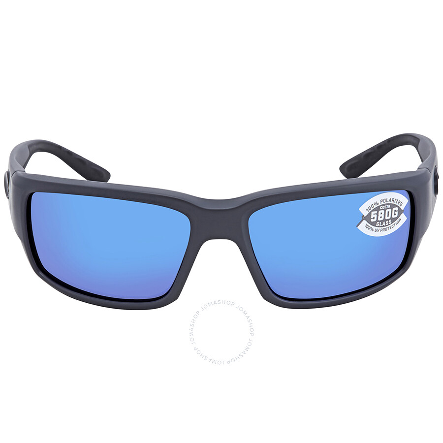 346c779a4f1 ... Costa Del Mar Fantail Blue Mirror Glass Wrap Sunglasses TF 98 OBMGLP ...