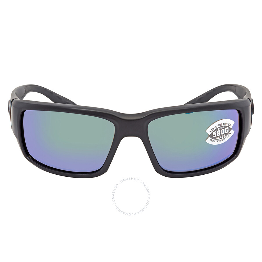 6e65defdb60a ... Costa Del Mar Fantail Medium Fit Green Mirror Glass Rectangular Polarized  Sunglasses TF 01 OGMGLP ...