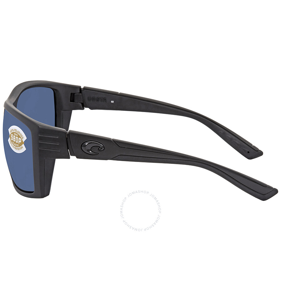 a3cf271abf Costa Del Mar Hamlin Blue Mirror 580P Wrap Sunglasses HL 01 OBMP ...