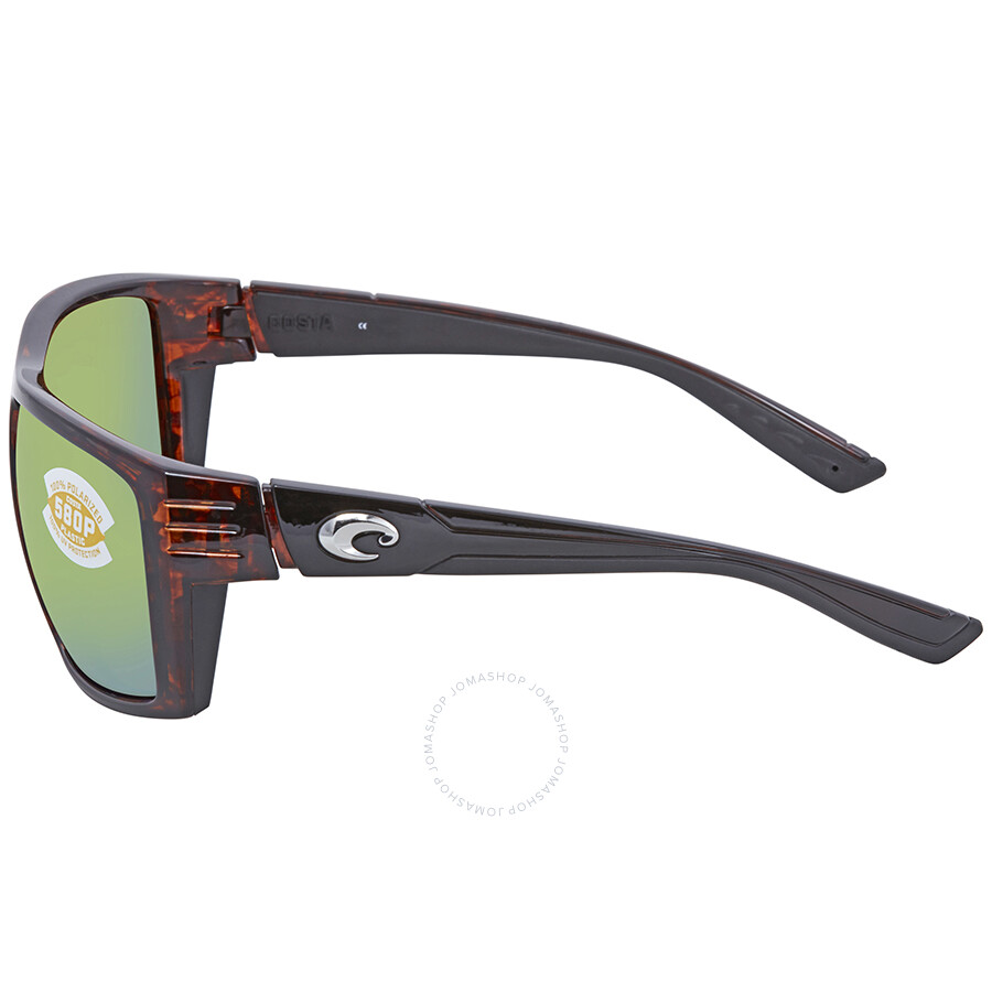 c77ef4987cd ... Costa Del Mar Hamlin Green Mirror 580P Polarized Wrap Sunglasses HL 10  OGMP