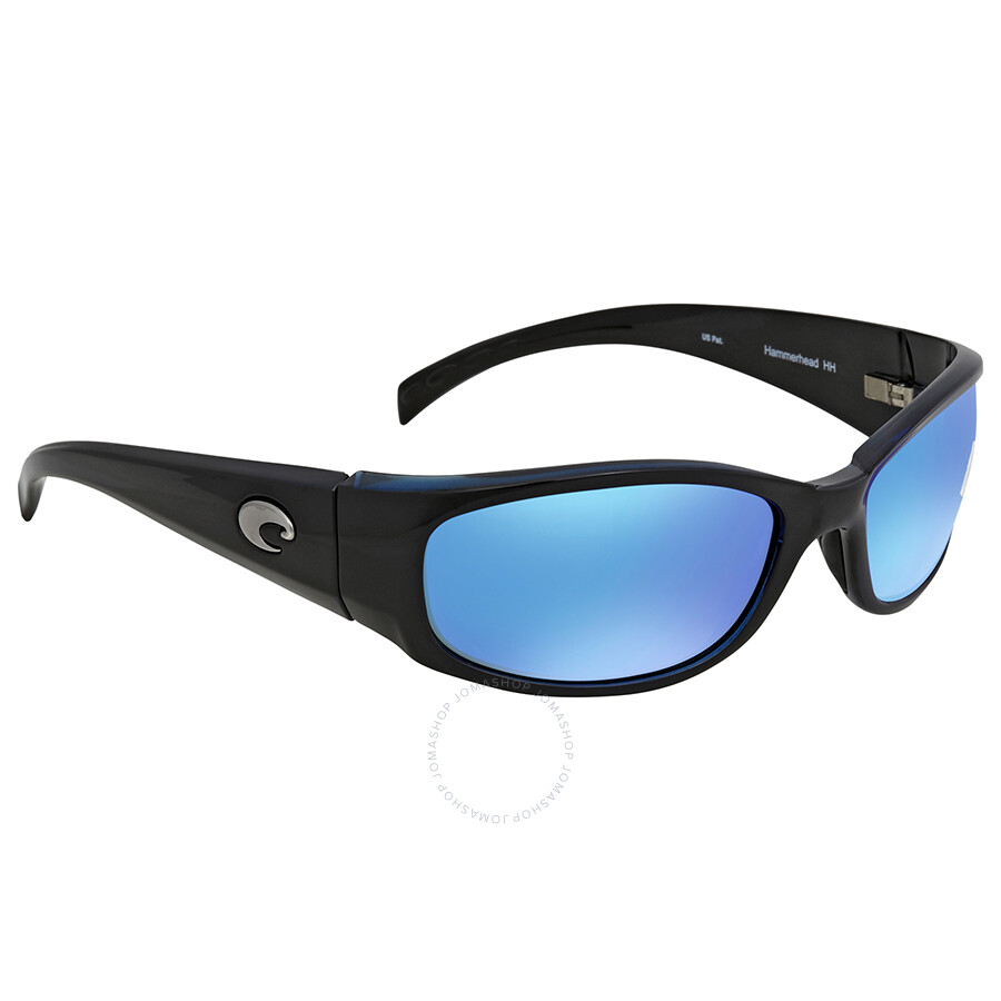 f05652ec13806 Costa Del Mar Hammerhead Blue Mirror 580G Wrap Sunglasses HH 11 OBMGLP Item  No. HH 11 OBMGLP