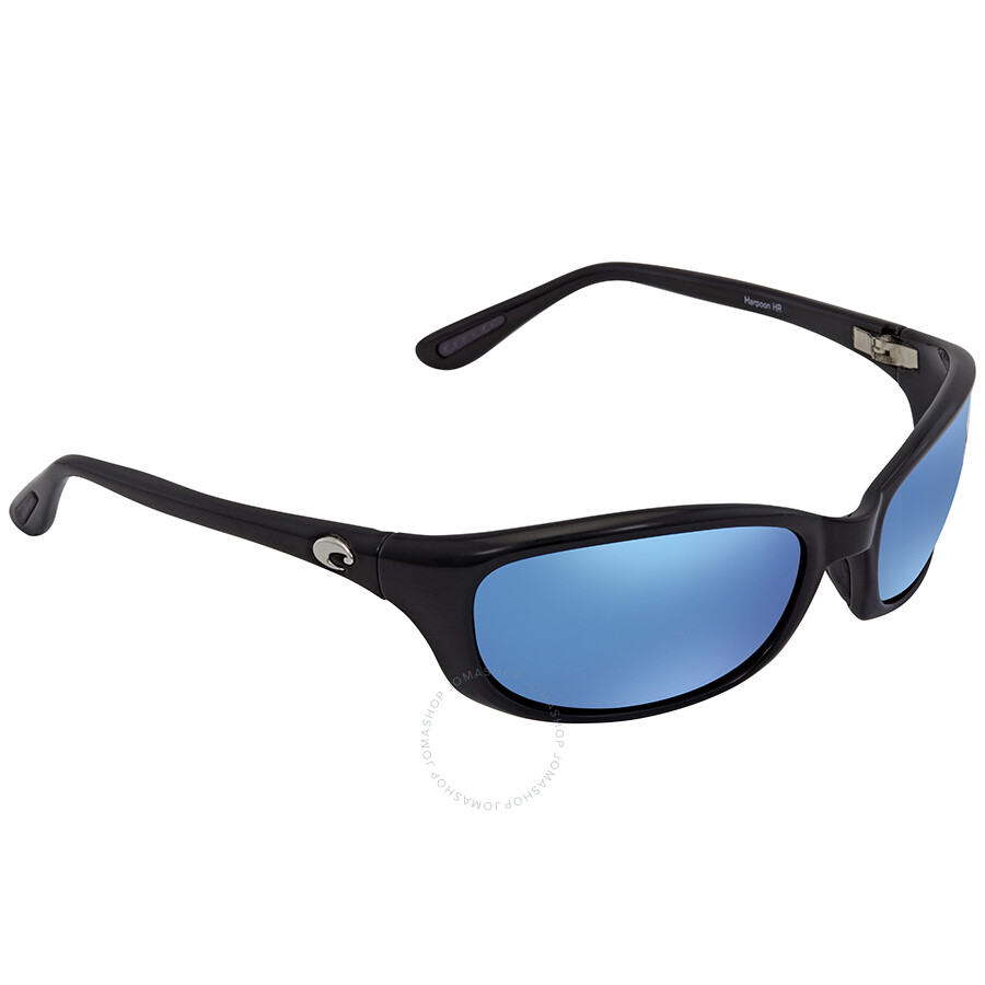 77282d9542 Costa Del Mar Harpoon Blue Mirror 580G Polarized Wrap Sunglasses HR 11  OBMGLP Item No. HR 11 OBMGLP