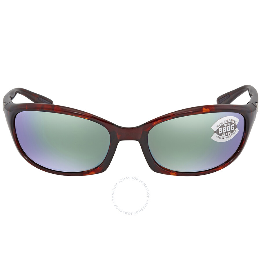 53ad74d18ae ... Costa Del Mar Harpoon Green Mirror 580G Wrap Sunglasses HR 10 OGMGLP ...