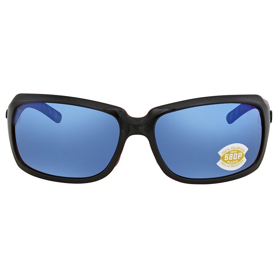 d57b7aa5a04b ... Costa Del Mar Isabela Blue Mirror Sport Sunglasses IB 32 OBMP ...