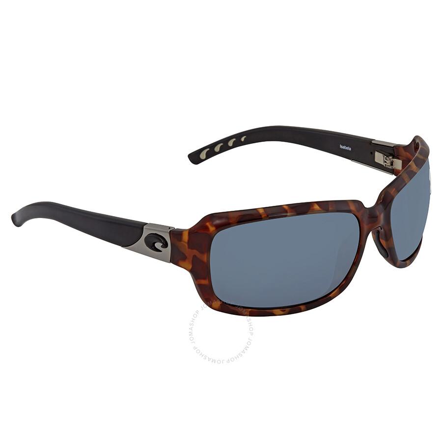 0e461bc3710 Costa Del Mar Isabela Grey Sunglasses IB 76 OGP - Costa Del Mar ...