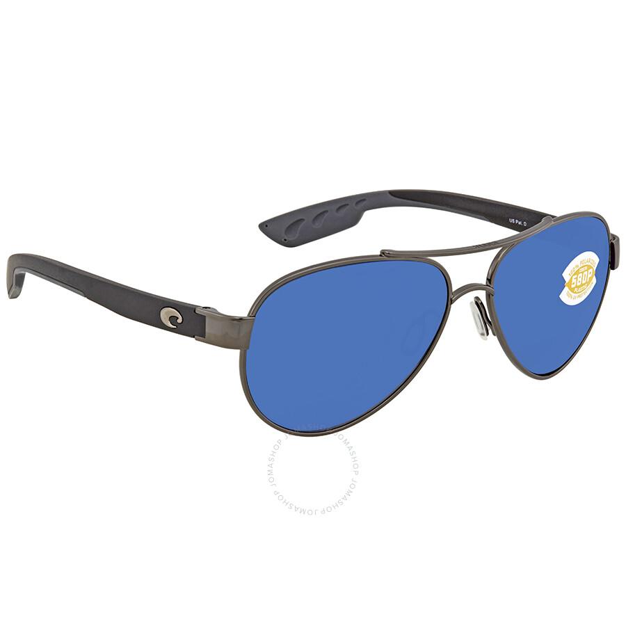 ff619025273 Costa Del Mar Loreto Aviator Sunglasses LR 22 OBMP - Costa Del Mar ...