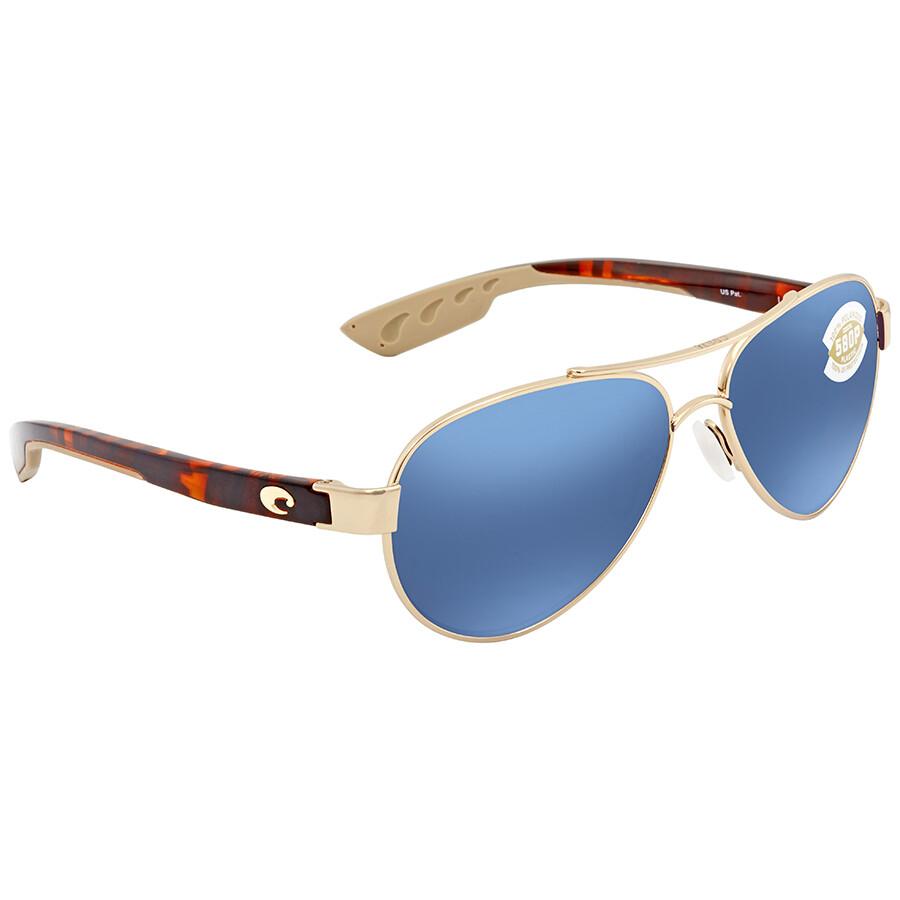 0325b2e68ffa Costa Del Mar Loreto Aviator Sunglasses LR 64 OBMP Item No. LR 64 OBMP. 5  star rating 2 Reviews. Summer Sale