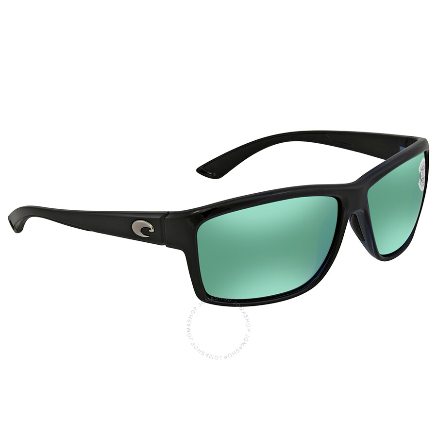 467519ee9d7c Costa Del Mar Mag Bay Green Mirror Polarized Glass Rectangular Sunglasses  AA 11 OGMGLP Item No. AA 11 OGMGLP