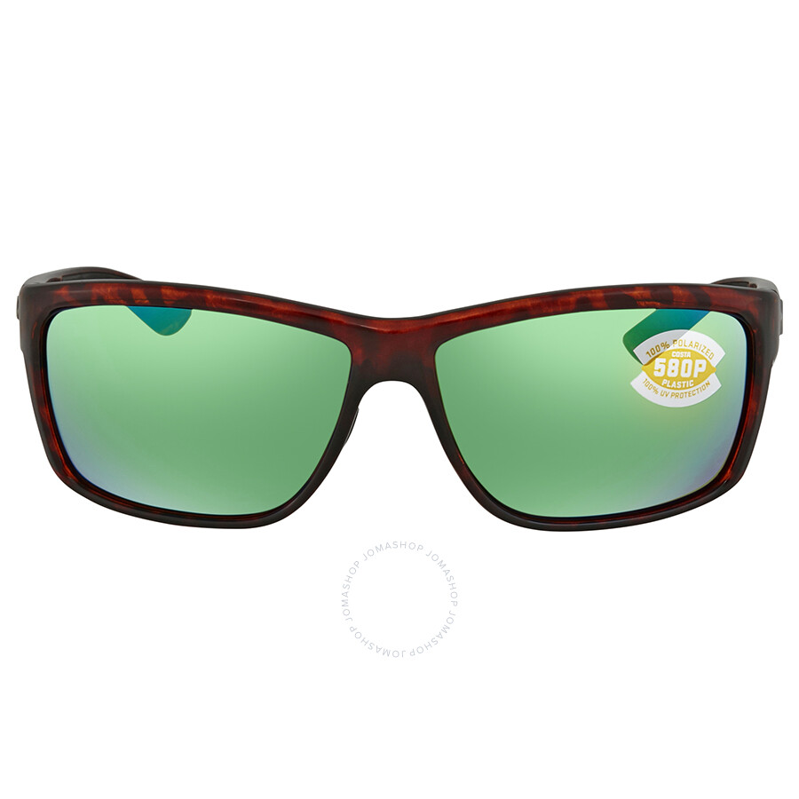 682191940bfb7 ... Costa Del Mar Mag Bay Green Mirror Polarized X-Large Fit Sunglasses AA  10 OGMP ...