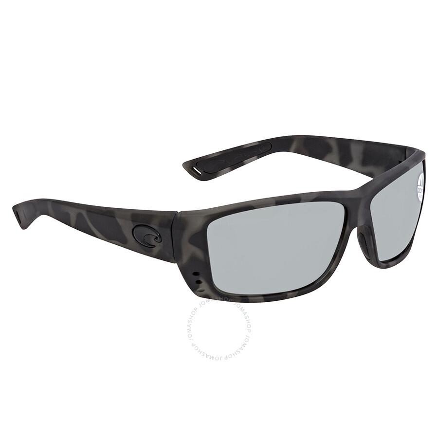 c95daf823a881 Costa Del Mar Matte Tiger Shark Polarized Sunglasses AT 140OC OSGGLP Item  No. AT 140OC OSGGLP