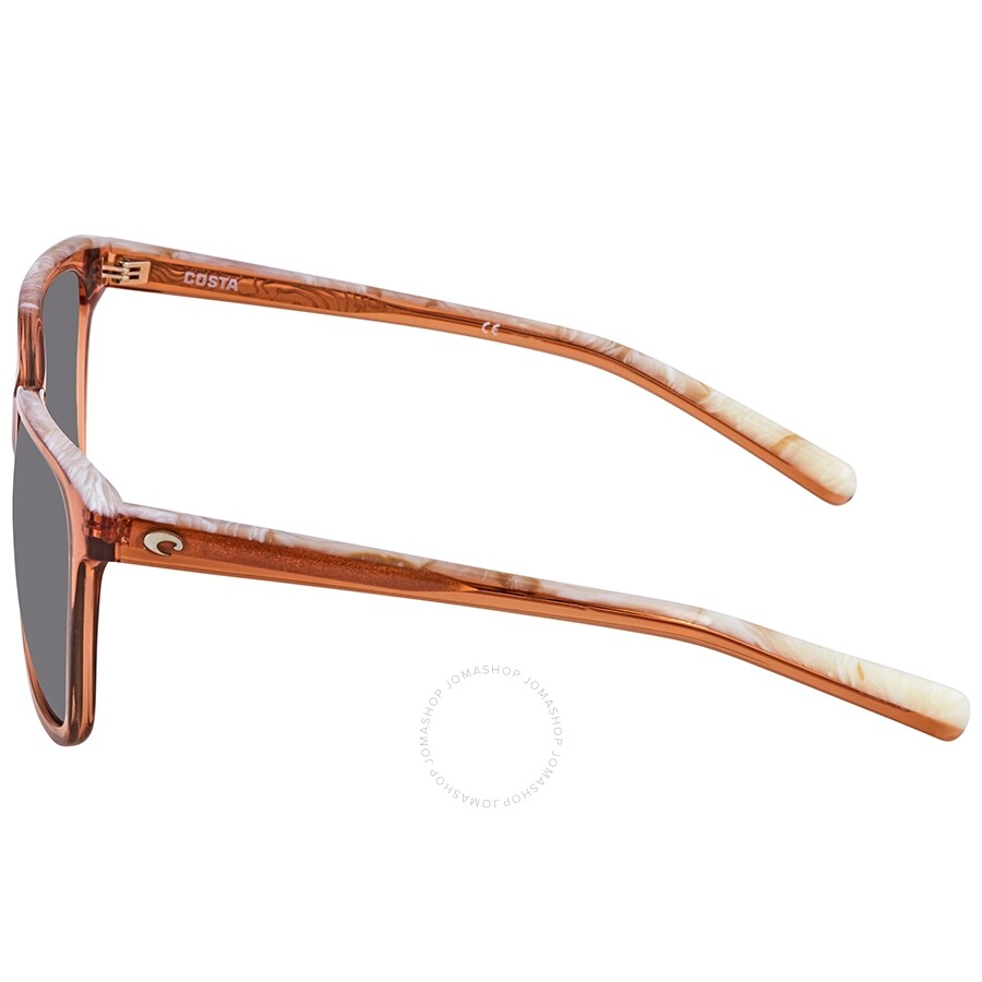c73c4c58baa Costa Del Mar May Polarized Grey Medium Fit Sunglasses - Costa Del ...