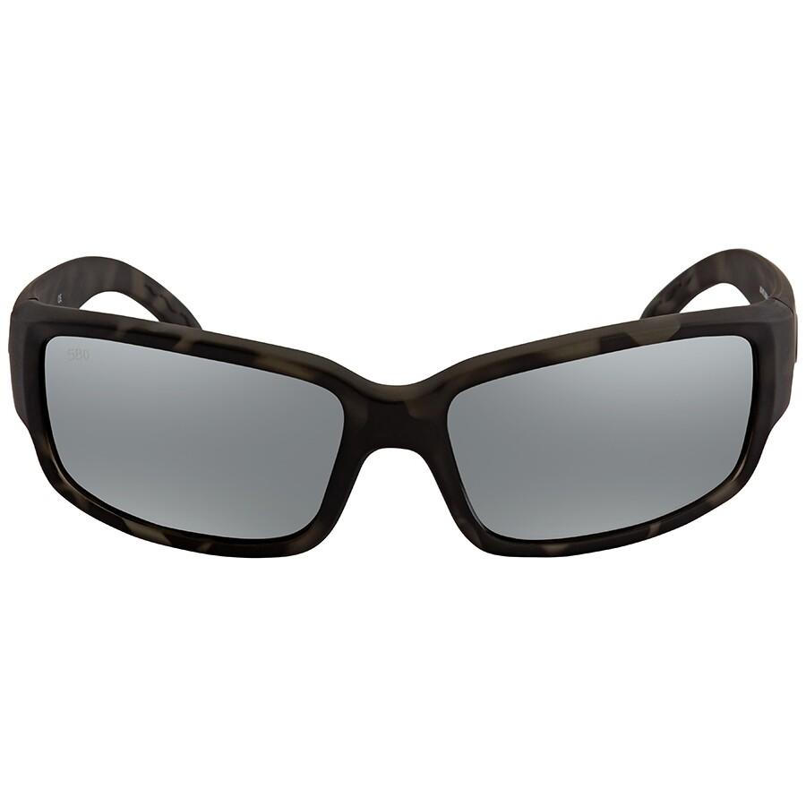 284f6174739e ... Costa Del Mar Ocearch Caballito Grey Silver Mirror 580G Sunglasses  Men's Sunglasses CL 140OC OSGGLP ...