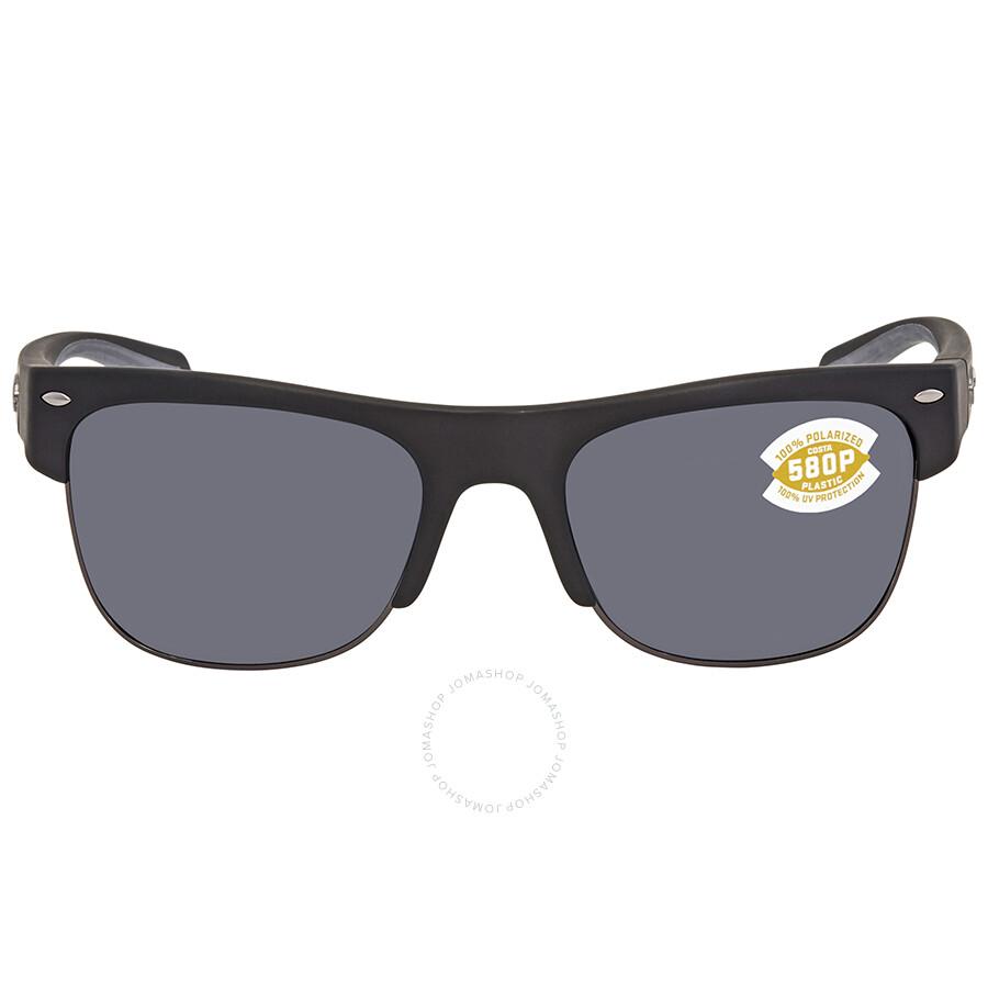 38016bea448 Costa Del Mar Pawleys Grey 580P Sunglasses PW 11 OGP - Costa Del Mar ...