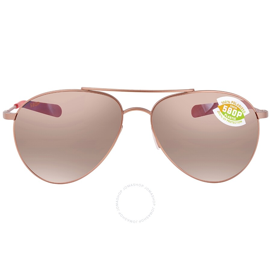 5238769d0dd2 ... Costa Del Mar Piper Copper Silver Mirror 580P Sunglasses Ladies Sunglasses  PIP 184 OSCP ...