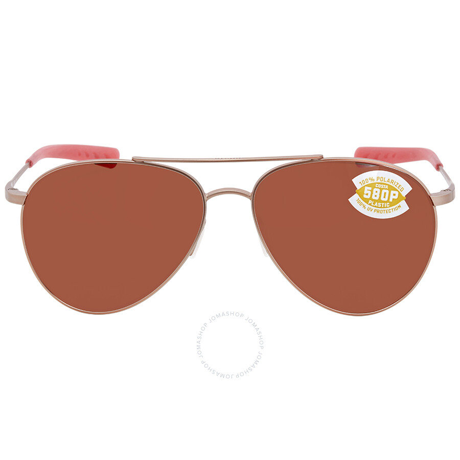 618e08d99734 Costa Del Mar Piper Medium Fit Copper Sunglasses PIP 184 OCP - Costa ...