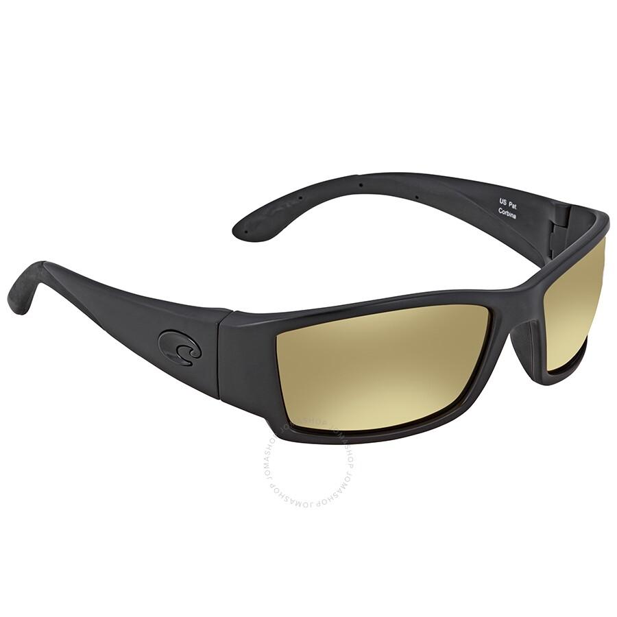 1102fa569ca61 Costa Del Mar Polarized Sunrise Silver Mirror Sunglasses Item No. CB 01 OSSP