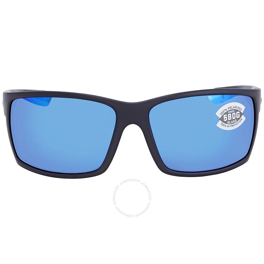2e7790cd940 ... Costa Del Mar Reefton Blue Mirror Glass Sunglasses RFT 01 OBMGLP ...