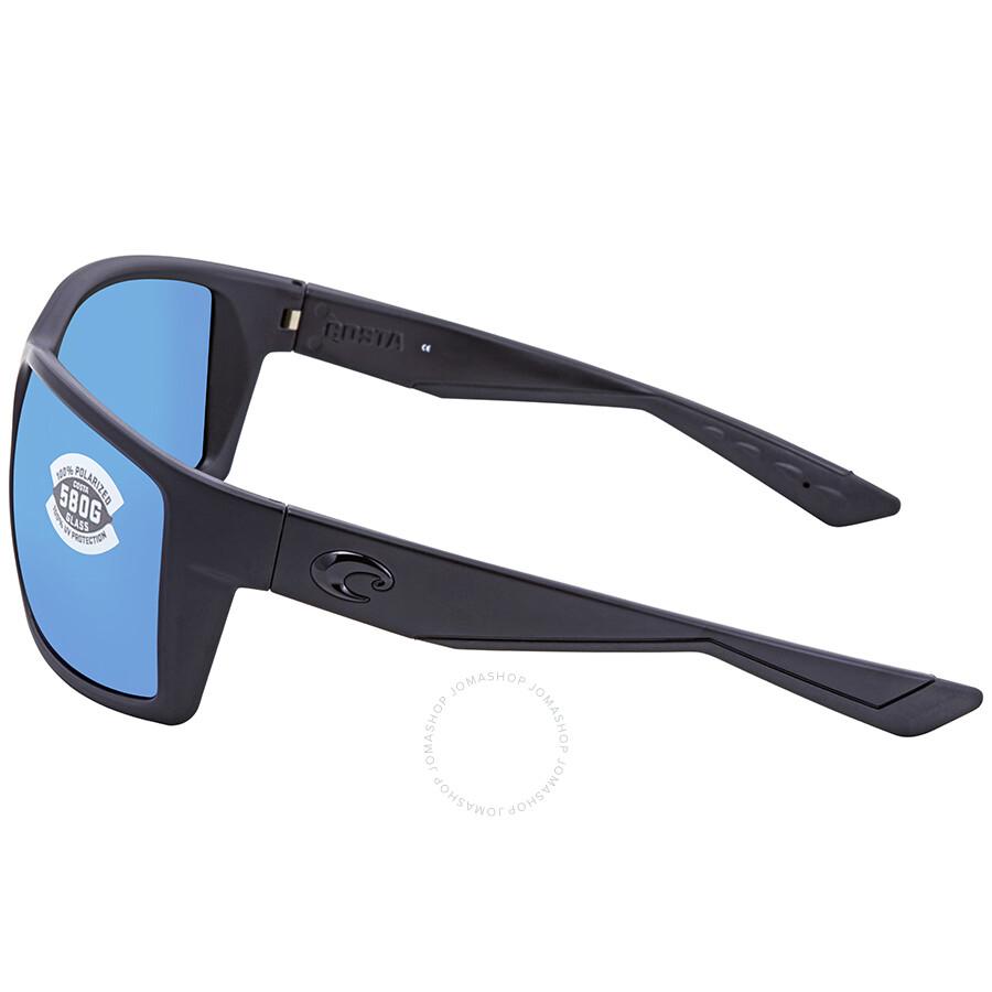 a281a45c21d Costa Del Mar Reefton Blue Mirror Glass Sunglasses RFT 01 OBMGLP ...