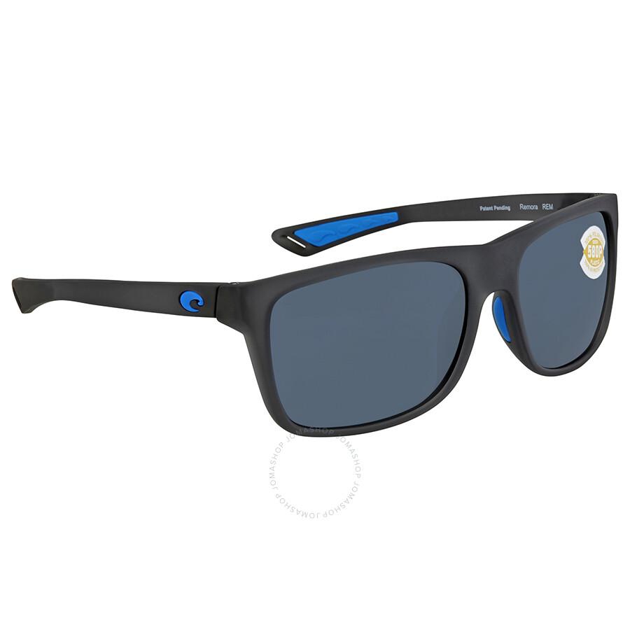 a73f105e28b Costa Del Mar Remora Medium Grey Rectangular Sunglasses REM 178 OGP ...