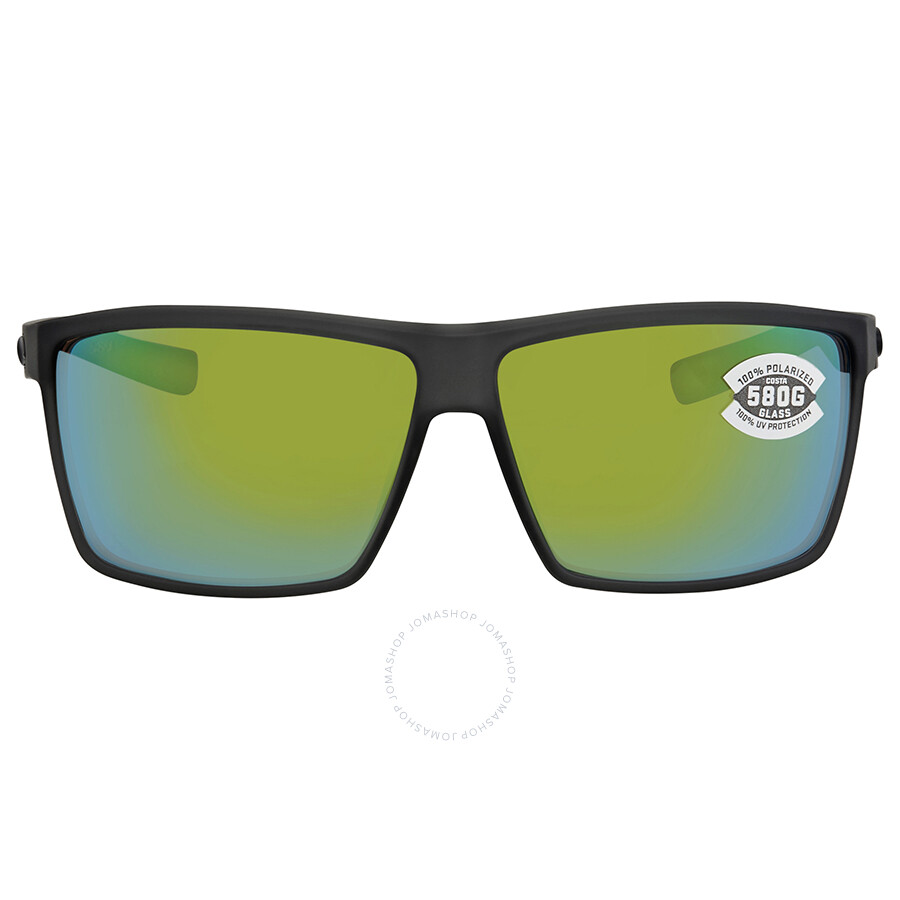 cdd70ba71f3 ... Costa Del Mar Rincon Green Mirror Rectangular Sunglasses RIN 156 OGMGLP  ...
