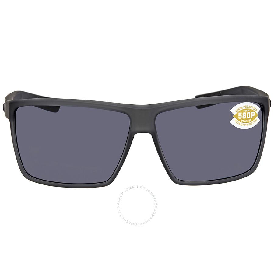 ac8223c72c Costa Del Mar Rincon Grey 580P Square Sunglasses RIN 156 OGP - Costa ...