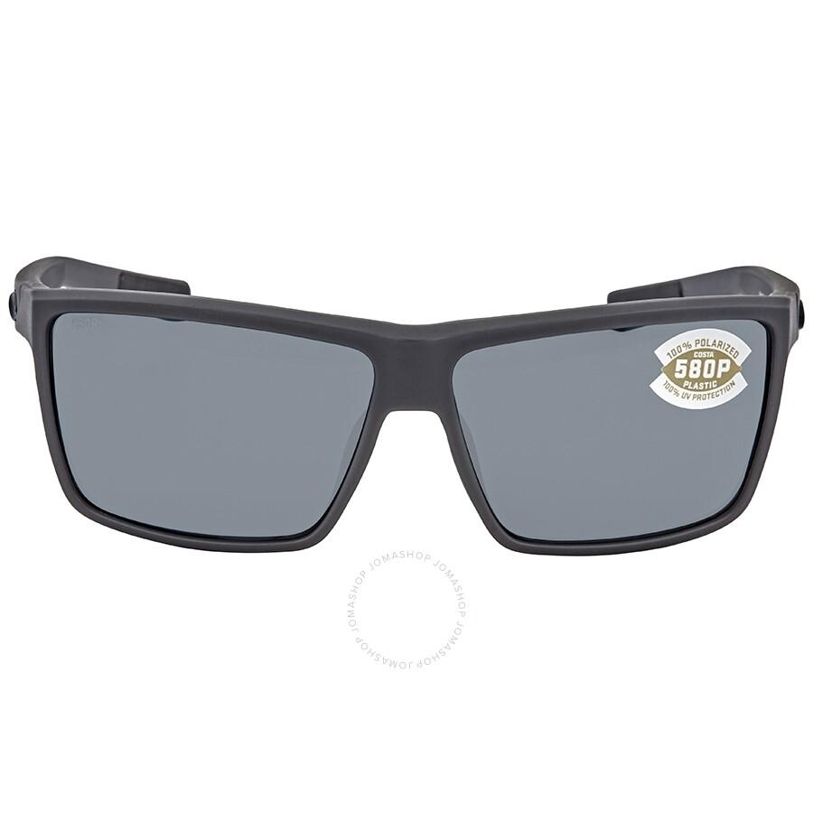638b9fd579 ... Costa Del Mar Rinconcito Polarized Gray Plastic Sunglasses RIC 98 OGP  ...
