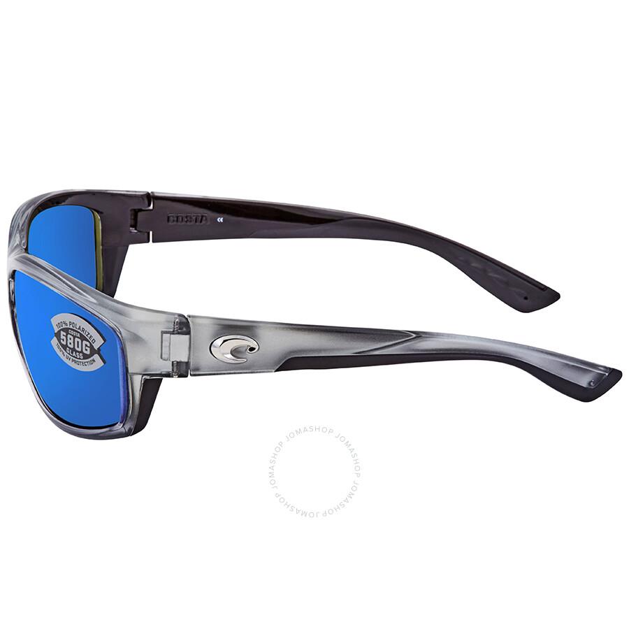 ccf2cf2dfa81a ... Costa Del Mar Saltbreak Blue Mirror Polarized Sunglasses BK 18 OBMGLP