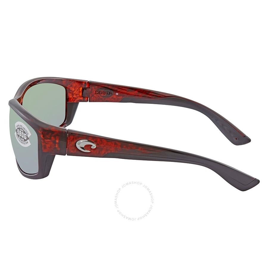 dd71a68d29 ... Costa Del Mar Saltbreak Green Mirror Polarized Sunglasses BK 10 OGMGLP