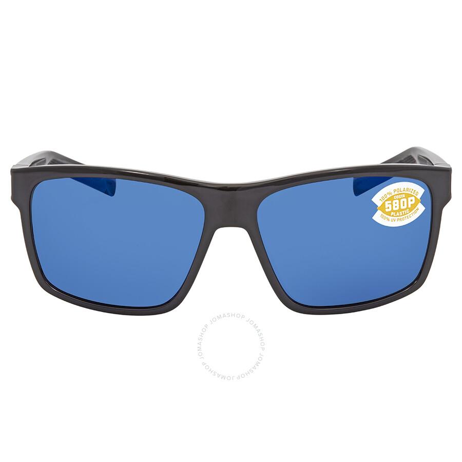 8f1ec3c11c2 ... Costa Del Mar Slack Tide Blue Mirror Rectangular Sunglasses SLT 11 OBMP  ...